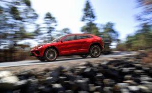 Lamborghini Urus Electric SUV Concept